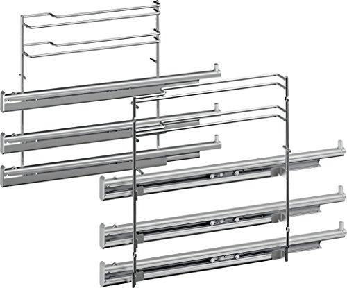Siemens hz638300 Vollverlängerungsschienen, 3-stufiger Edelstahl