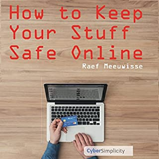 How to Keep Your Stuff Safe Online audiobook cover art