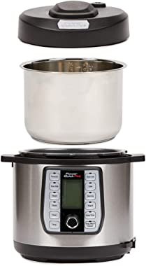 Power Quick Pot 8 QT 37-in-1 Multi-Use Programmable Pressure Cooker