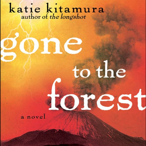 Gone to the Forest audiobook cover art