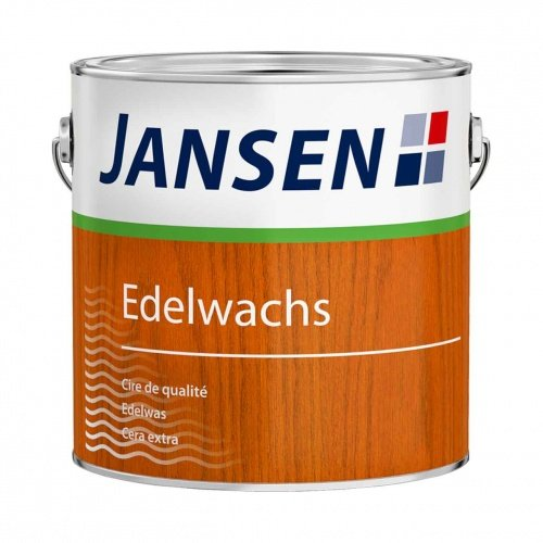 Jansen Edelwachs 2,5l (vgl. Pigrol) Farbton farblos