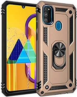 جراب من متجر SIZE - جرابات نصف ملفوفة - لهاتف Samsung Galaxy M30s M30 3D Combo Armor لهاتف Samsung Galaxy A90 5G A50s A50 ...