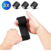 REP AHEAD Sticky Tape (3 Stück) – Selbsthaftendes innovatives Fingertape – perfekt für Crossfit, Fitness, olympisches Gewichtheben, Weightlifting, Powerlifting, Turnen & Sport