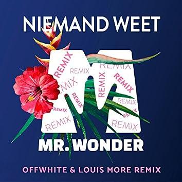 Niemand Weet (Offwhite & Louis More Remix) [feat. Trangarugie, Onkel Omar & Taylor Walcott]