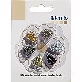 """Artemio. 12"""" Mini Brad 120/Pkg-Classic"""