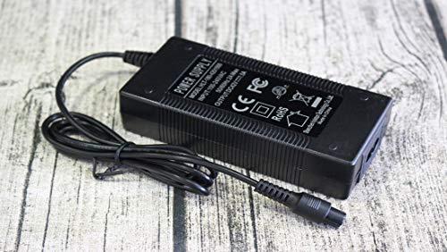 Oviboard.es Cargadores para baterías Segway, Hoverboard, Self-Balancing - 42V 2A