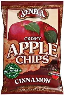 Seneca Cinnamon Apple Chips,2.5-ounce Bags (Pack of 5)