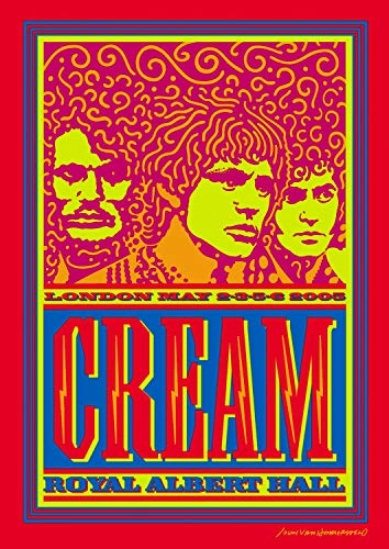 Cream : Royal Albert Hall 2005