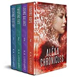 Alexa Chronicles: Complete boxset of romantic suspense thrillers (English Edition)