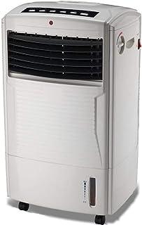 WENYAO Aire Acondicionado Ventilador Frío y cálido Uso Dual Silencio Hogar Vertical Móvil Control Remoto Refrigerador Ventilador Calentador Aire Acondicionado pequeño
