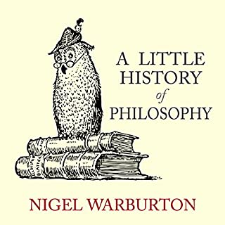 A Little History of Philosophy cover art