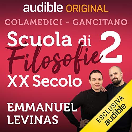 Emmanuel Levinas copertina