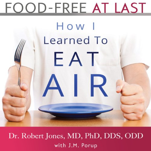 Food-Free at Last audiobook cover art