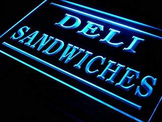 ADV PRO j275-b Deli Sandwiches Cafe Shop Bar Pub Neon Light Sig