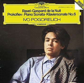 Ravel: Gaspard de la Nuit / Prokofiev: Piano Sonata No.6