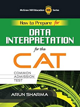 How to Prepare for Data Interpretation for CAT by [Arun Sharma]