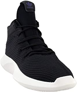 adidas Mens Crazy 1 Adv Casual Sneakers, Black, 10