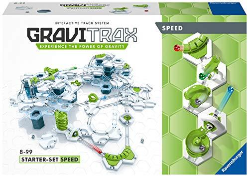 Ravensburger- GraviTrax StarterSet Speed Juego de Construcción CTIM, 1+ Jugadores, 8+ Años (27412)