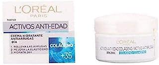 LOreal Paris Active Antirrugas Colágeno - Crema hidratante de día 50 ml