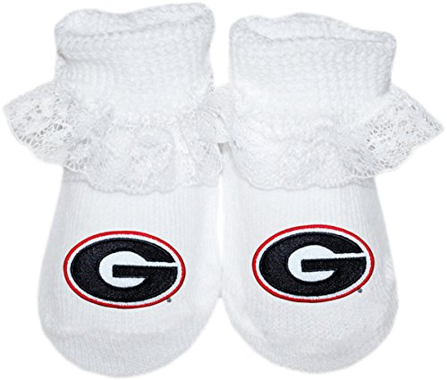 georgia bulldogs baby crib set - 7