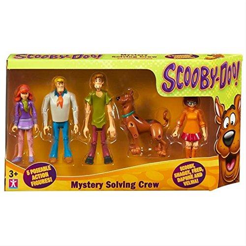 Brand New Scooby-Doo Mystery Solving Crew