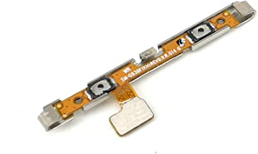 E-REPAIR Volume Button Key Flex Cable with Metal Bracket Replacement Kit For Samsung Galaxy S7 G930