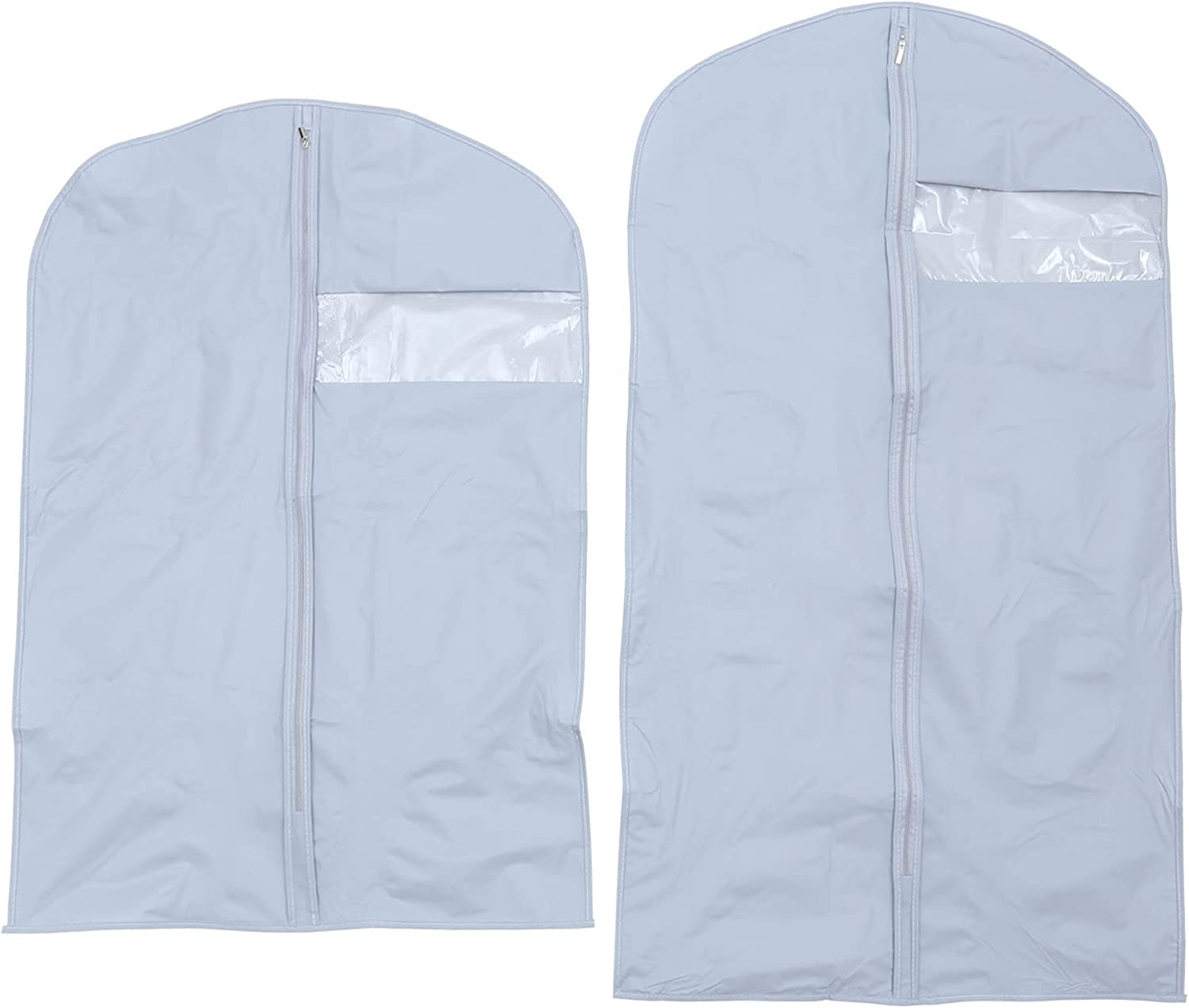 BESPORTBLE 5pcs HomeClean Garment Bag Du Zipper Breathable 67% OFF of fixed price Shipping included Full