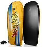 BIGTREE 37' Bodyboard Kickboard Surfing Skimboard Wake Boogie Board Pool Flower