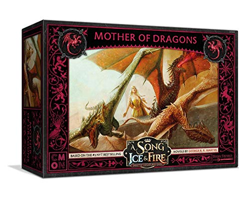 Cool Mini or Not - A Song of Ice and Fire: Mother of Dragons - Miniaturspiel