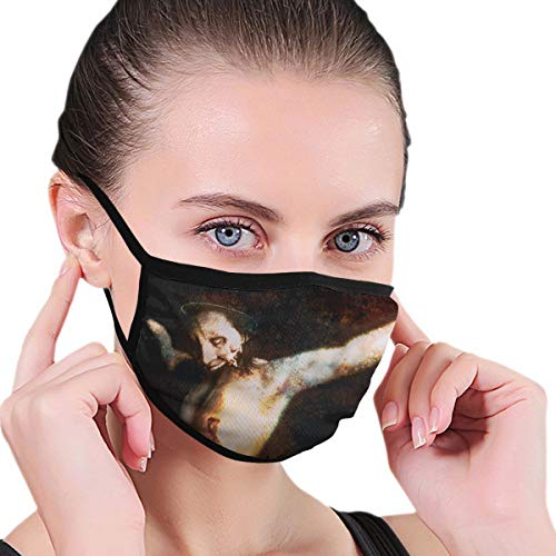 Marilyn Manson Holy Wood Washable Breathable Unisex Face Cover Up Dustproof Mouth Mask