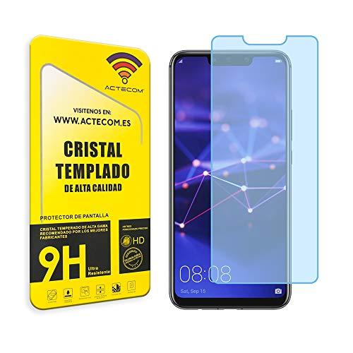 actecom® Cristal Templado Protector Pantalla 0.2MM para Huawei P Smart Plus