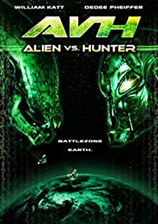 Alien Vs Hunter [Import anglais]