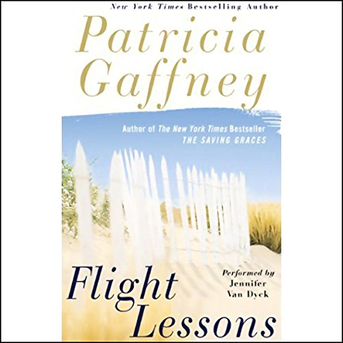 Flight Lessons audiobook cover art