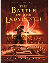Battle of the Labyrinth (08) by Riordan, Rick [Hardcover (2008)]