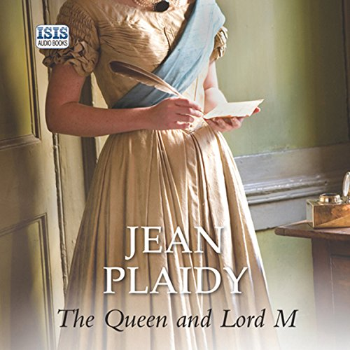 The Queen and Lord M audiobook cover art