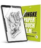 Ringke Paper Touch Film Hard Kompatibel mit iPad Pro 11' Zoll (2021, 2020, 2018 Ver.) / iPad Air 4...