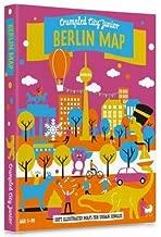 [(Junior Berlin Crumpled City Map)] [ By (author) Palomar ] [February, 2012]