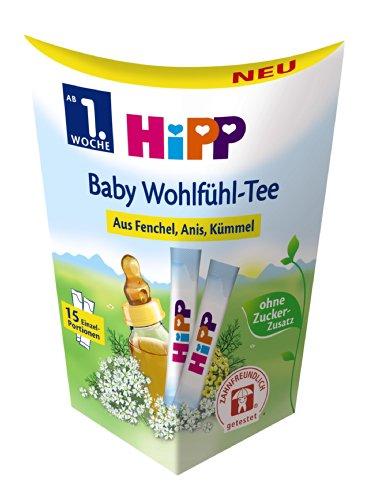HiPP Baby Wohlfühl-Tee, 6er Pack (6 x 5 g)