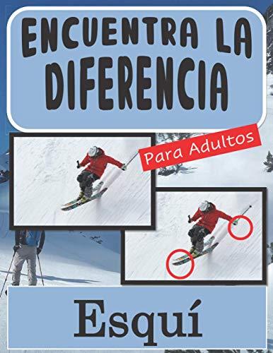 Encuentra la Diferencia - Esquí: Rompecabezas de imágenes para adultos