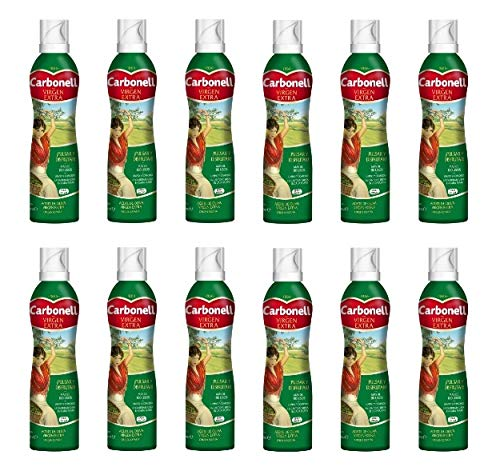Natives Olivenöl Extra Carbonell Spray 12x200ml