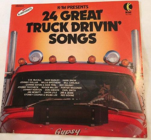 K-Tel Presents 24 Great Truck Drivin