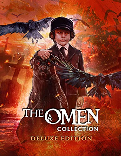 Shout Factory: The Omen Collection: Deluxe Edition (Blu-ray) $24.66, The Critters Collection (Blu-ray) $19.99 @ Amazon