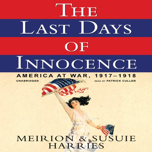 The Last Days of Innocence audiobook cover art