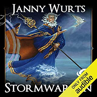 Stormwarden     Book 1 of the Cycle of Fire               By:                                                                                                                                 Janny Wurts                               Narrated by:                                                                                                                                 David Thorpe                      Length: 15 hrs and 14 mins     8 ratings     Overall 4.3