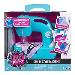 cheap Cool Maker – N'style sewing machine with attachments for making pompoms (releases may vary), 11