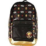Five Finger Death Punch Backpack Black