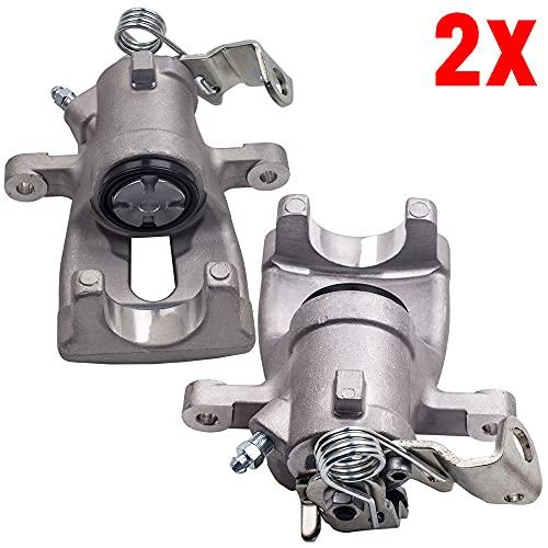 maXpeedingrods Pair of Rear Brake Calipers for Astra MK IV 1998-2005 542464542463