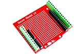NOYITO Proto Screw Shield Assembled Terminal Point Prototype Expansion Board Opening Source Reset Button PCB Bare Board