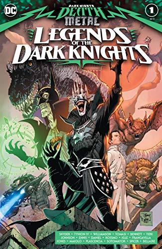 Dark Nights: Death Metal Legends of the Dark Knights (2020) #1 (Dark Nights: Death Metal (2020-)) (English Edition)
