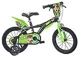 Dino Bikes 614-b10Ben 10Fahrrad, 35,6cm